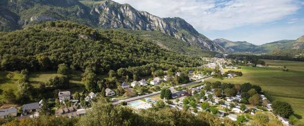 CAMPING DOMAINE DE LA TOUR ***, mobil-homes en Occitanie