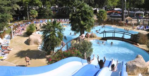 CAMPING IDEAL CAMPING ***, en Nouvelle-Aquitaine
