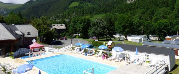 CAMPING L'OREE DES MONTS ***, mobil-homes en Occitanie