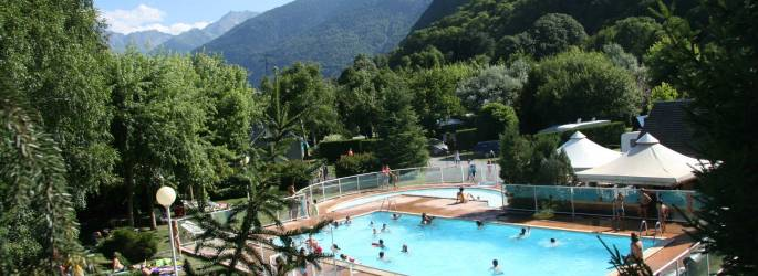 CAMPING PRADELONGUE ****, mobil-homes en Occitanie