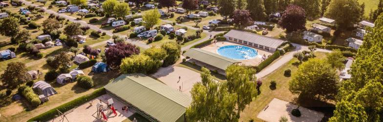 CAMPING CARAVANING DES 4 VENTS ***, mobil-homes en Ile-de-France