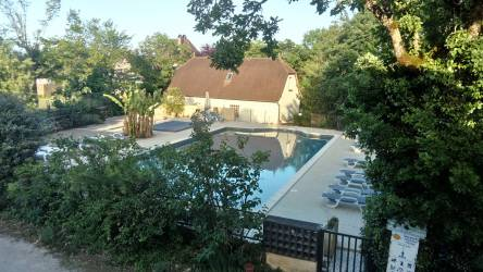CAMPING LA GARRIGUE ***, mobil-homes en Occitanie