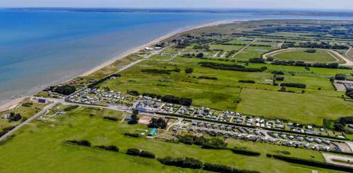 CAMPING UTAH BEACH ***, mobil-homes en Normandie