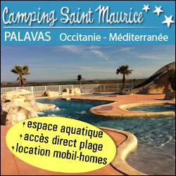 Camping Hérault
